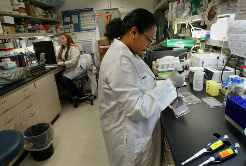 Pfizer, UCSD collaborating on early drug discovery - The San
