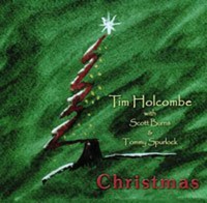 Tim Holcombe Christmas CD