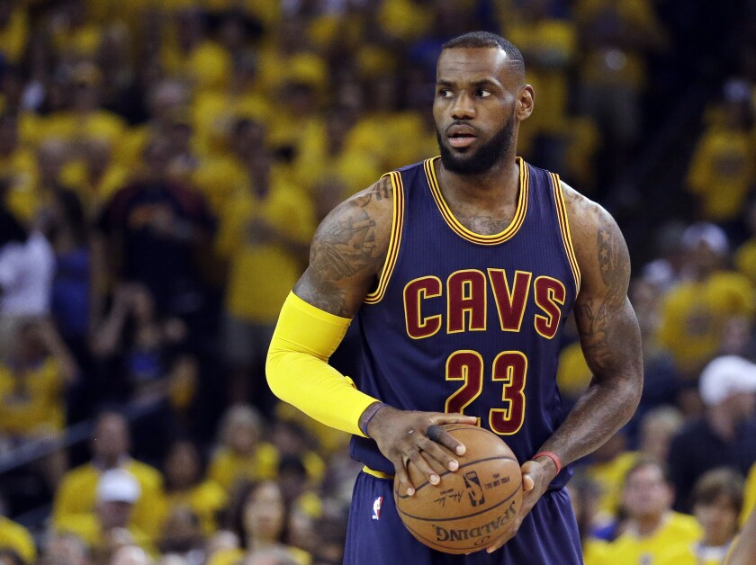 Cleveland Cavaliers forward LeBron James and his production company SpringHill Entertainment have signed a deal with Warner Bros. for television, movies and digital content, the firms announced Wednesday.