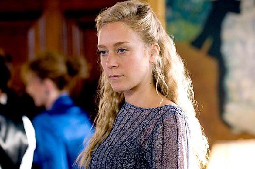 """Chloë Sevigny as Nicki Grant in the HBO series """"Big Love."""""""