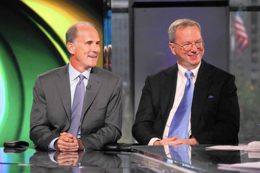 Jonathan Rosenberg and Eric Schmidt