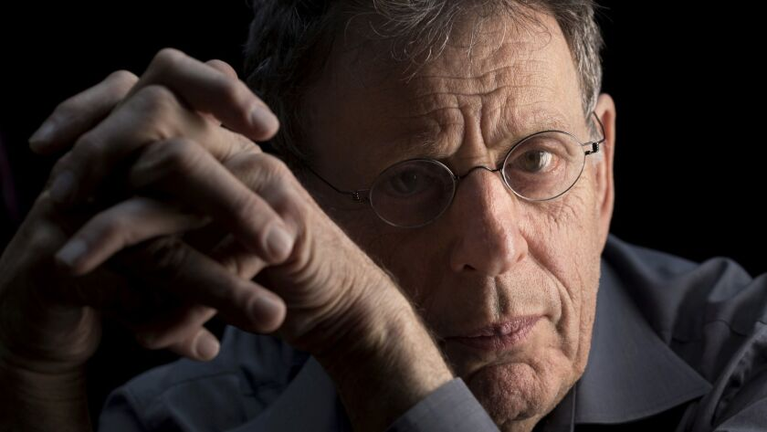 """NEW YORK, NEW YORK--SEPT. 19, 2013--Phillip Glass, who will perform """"Einstein on the Beach"""" this wee"""