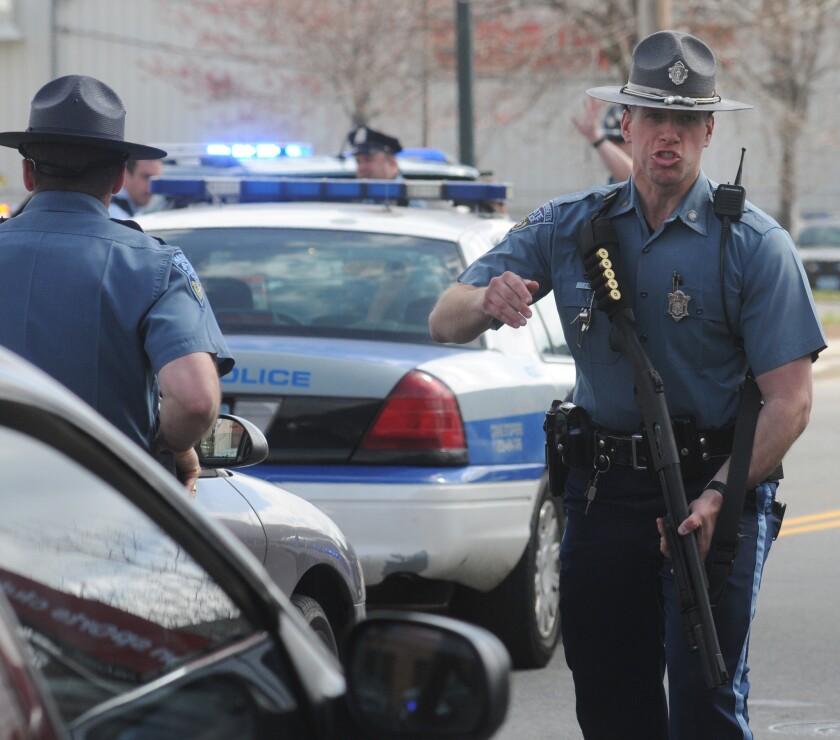 Boston bombings: Manhunt halts filming on David O. Russell movie