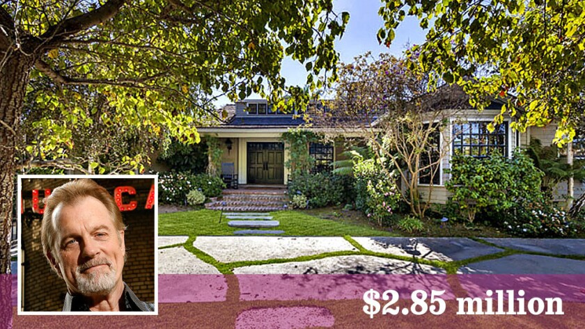 Actor Stephen Collins has listed two homes for sale in Brentwood. The larger home is priced at $2.85 million and a slightly smaller one at $2.7 million