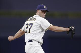 Padres position preview: Starting rotation