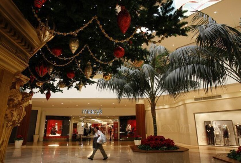 Holiday hiring reached a 14-year peak