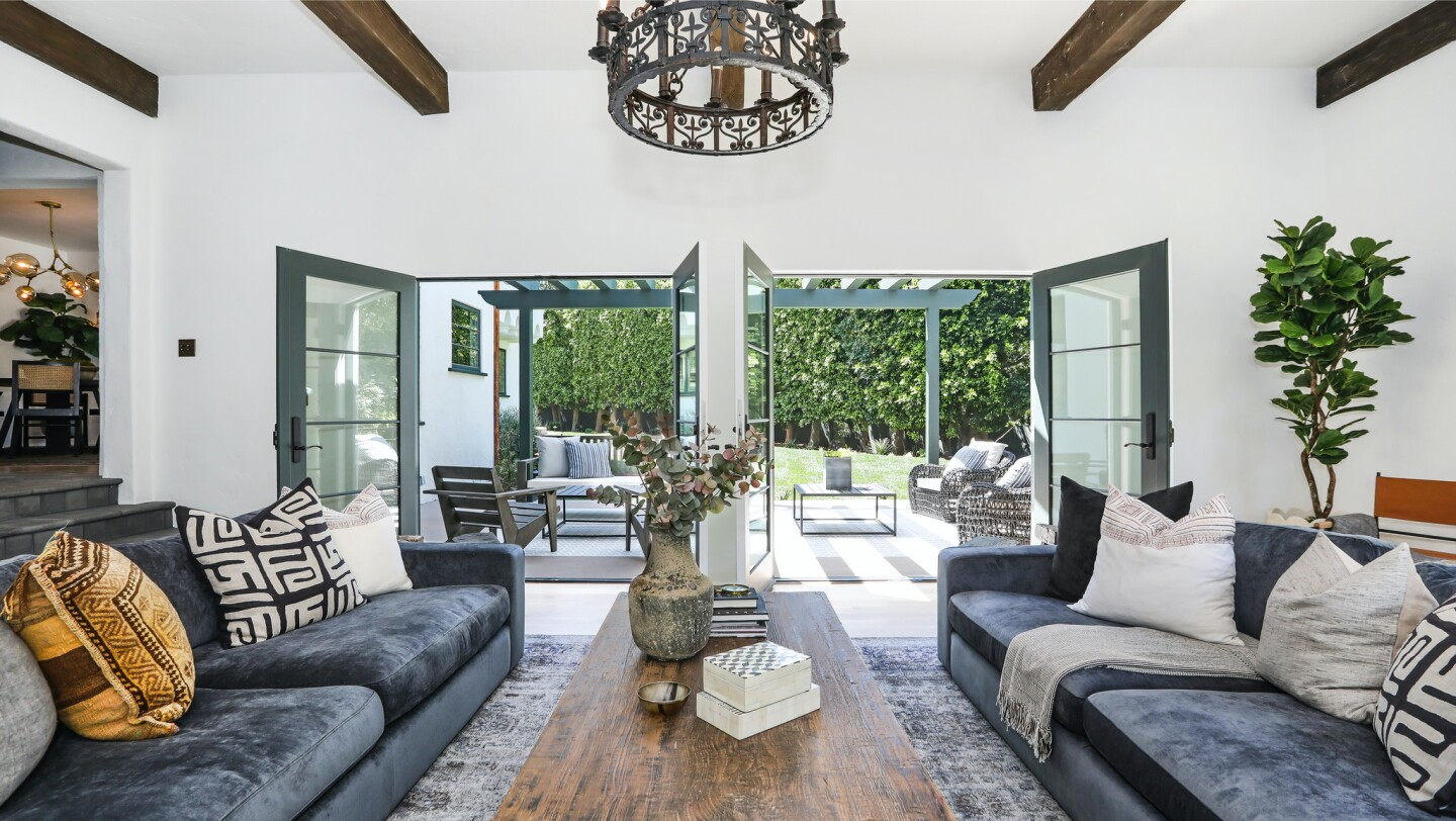 Vince Vaughn's former Spanish Colonial