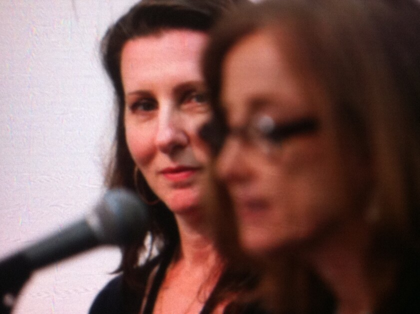 Novelists Straight, Simpson, Hruska dissect fictional parents