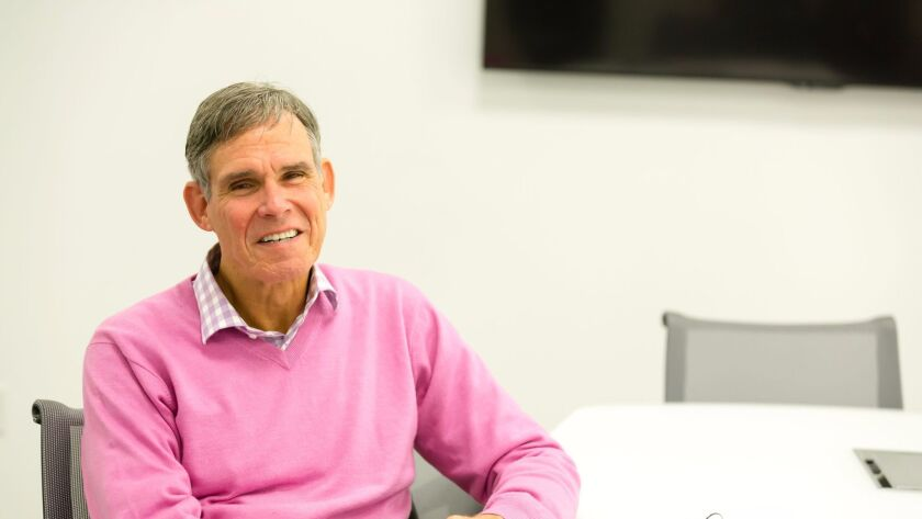 Dr. Eric Topol is spearheading a $207 million, nationwide project aimed at customizing medical care for each patient.