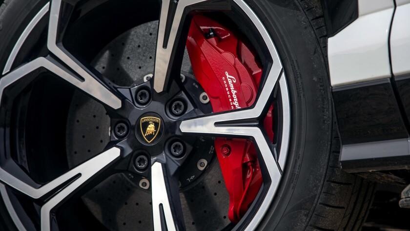 Lamborghini made the world's fastest SUV — and it kinda