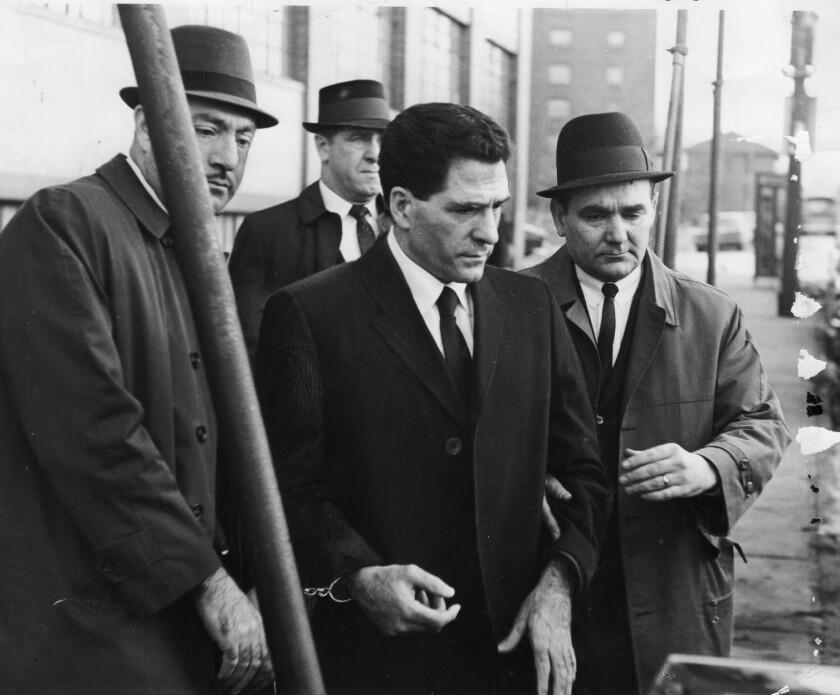 Legendary mobster John Sonny' Franzese dies at 103