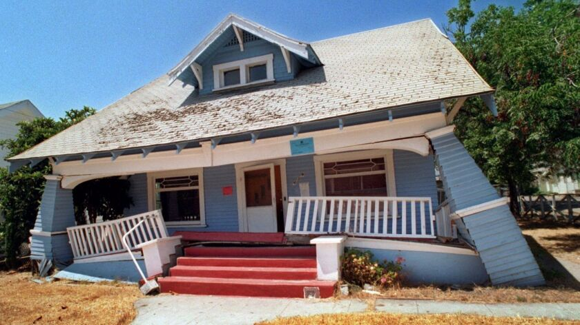 Need to earthquake retrofit your house? California reopens applications for $3,000 grants