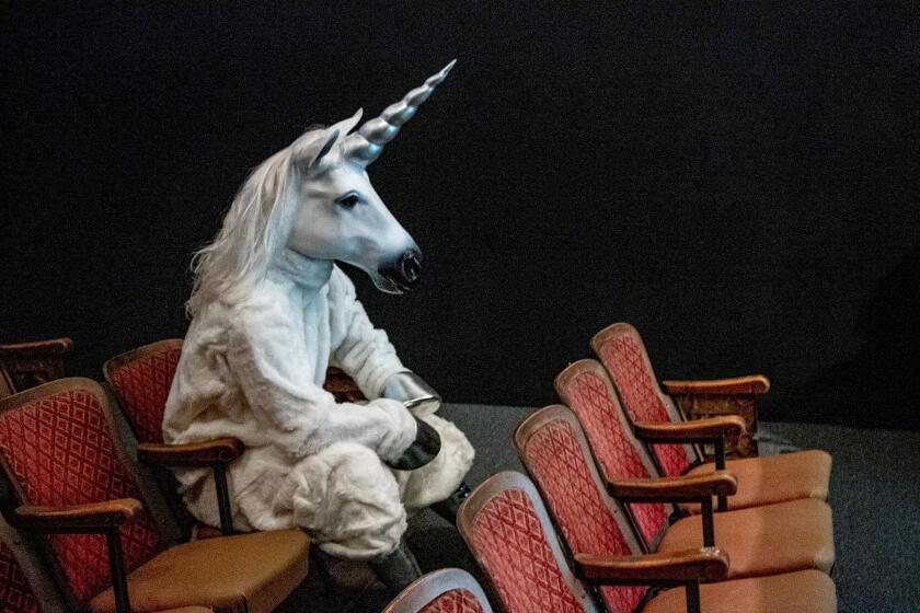 Marnie Weber's Unicorn