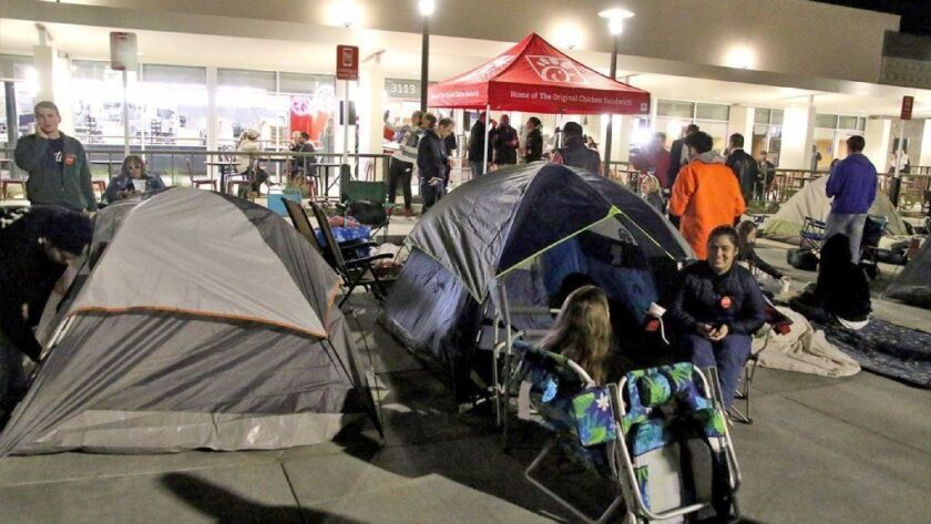 Chick-Fil-A Overnight Party (© Ross A Benson)