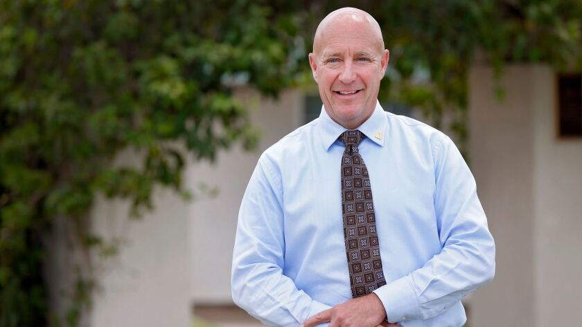 Keith P. Wilson is president of the board of trustees for the San Diego Center for Children, which provides therapeutic, educational and other services for children and families struggling with mental, emotional and behavioral disorders.