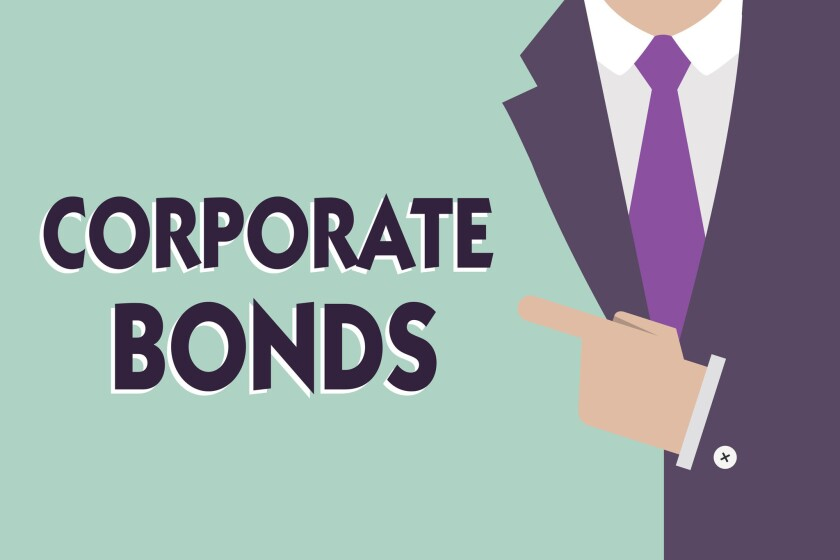 There has been a massive increase in corporate bond issuance since the last recession.