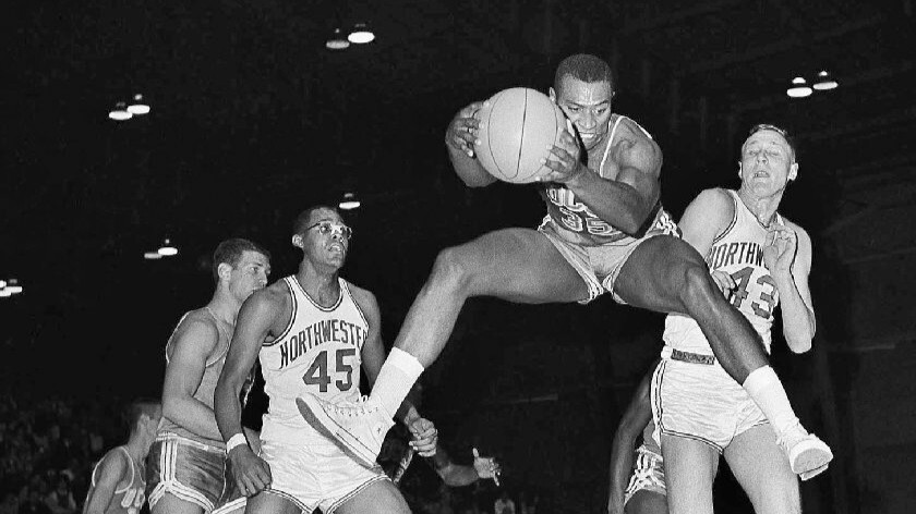 Fred Slaughter, who helped lead UCLA to its first NCAA basketball title, dies