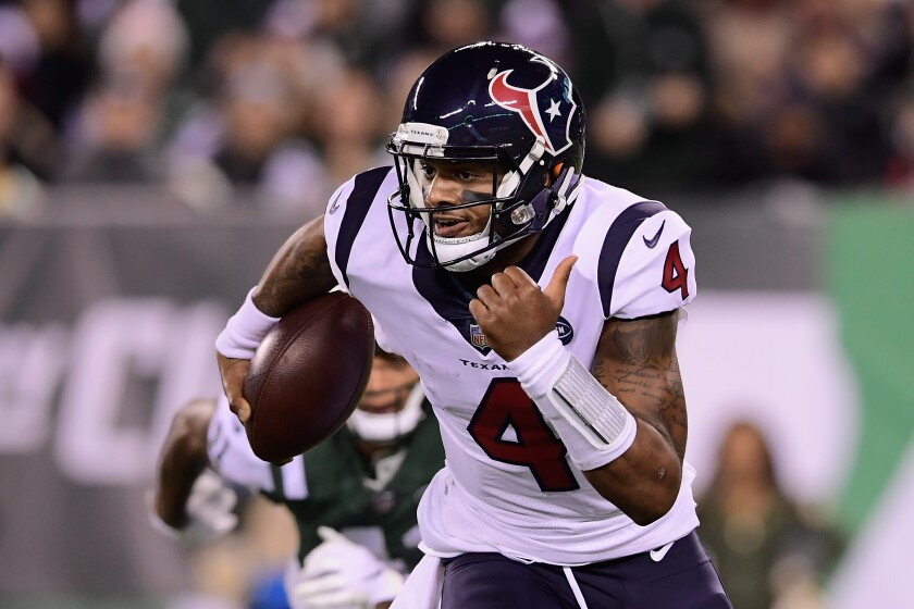 Fantasy Football 2019 Houston Texans Preview The San
