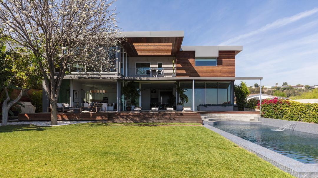 Shaun White's home in Hollywood Hills West | Hot Property