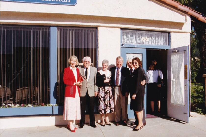 Spirit of Joy Lutheran Church 1994