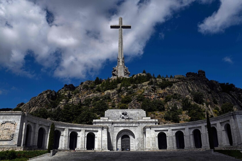 FILES-SPAIN-HISTORY-POLITICS