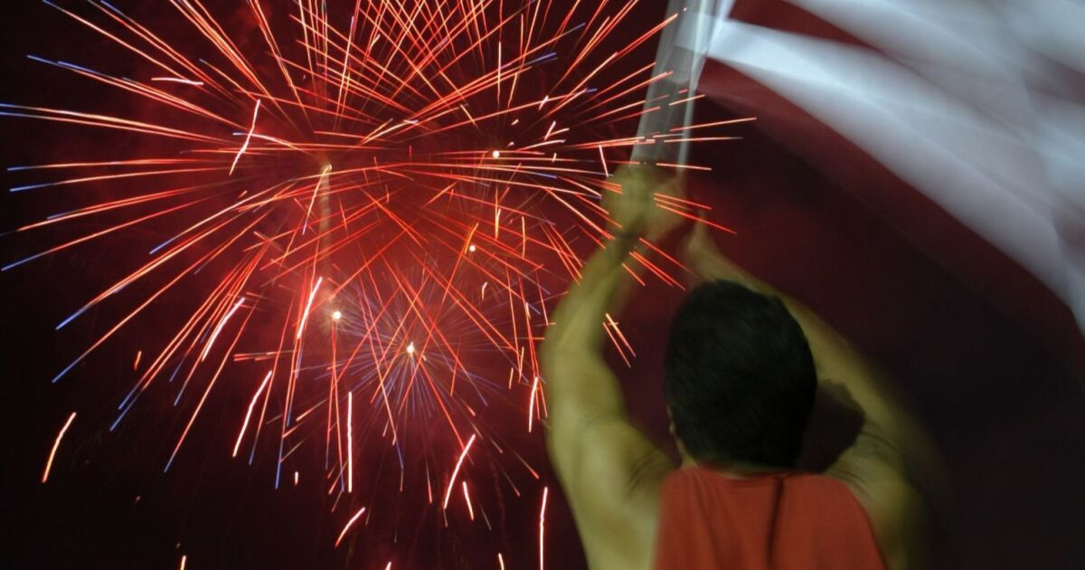 Lancaster will defy county ban and hold fireworks display tonight