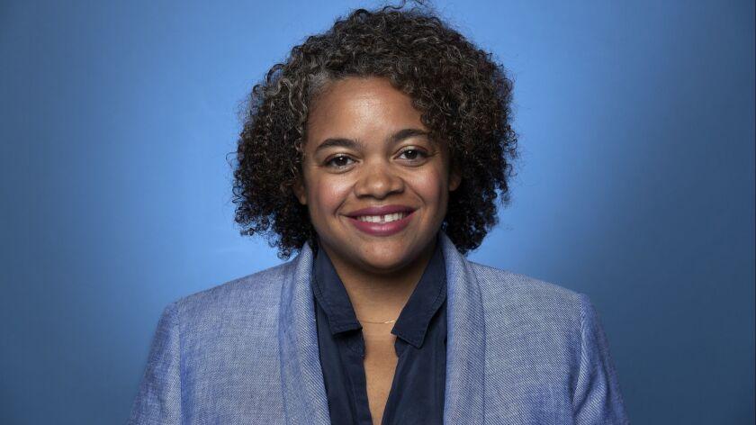 EL SEGUNDO, CA-JUNE 6, 2019: Shani Hilton, Deputy Managing Editor, Los Angeles Times