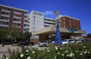 Scripps La Jolla hospitals nab top local spot in annual hospital rankings