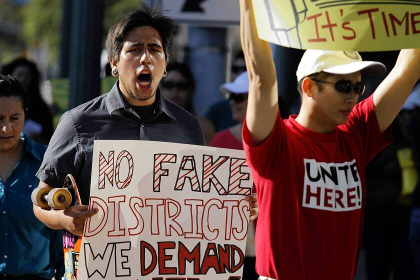 Anaheim's changes not enough for Latino community