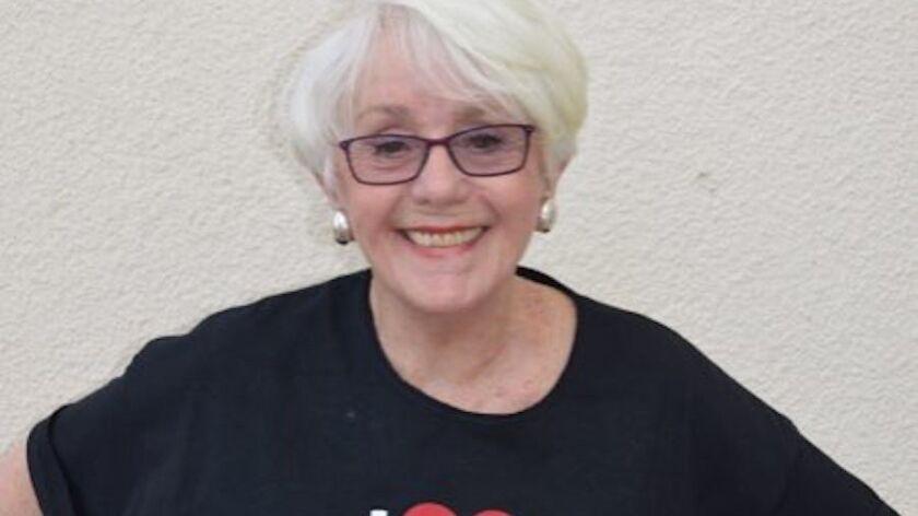 Joyce Axelrod, SDJFF founder and namesake/godmother of 'Joyce Forum: A Day of Short Films,' Feb. 13 at ArcLight Cinemas.
