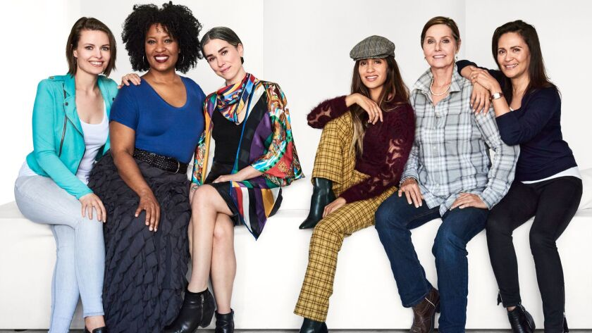 Dove's #RealBeauty Pledge is a campaign featuring women from diverse backgrounds as models.
