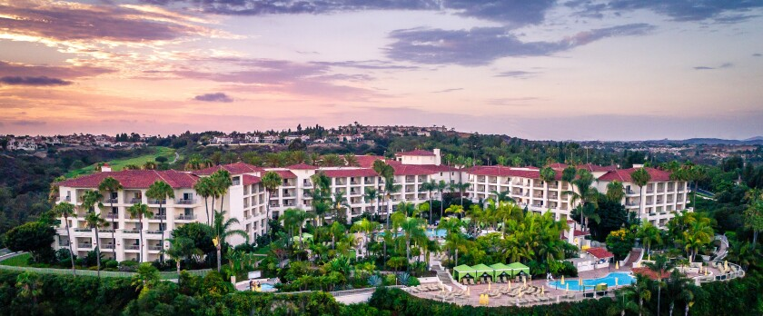The Park Hyatt Aviara in Carlsbad is one of a select few hotels in the county that each year garner top rankings from prestigious travel organizations following anonymous inspections.