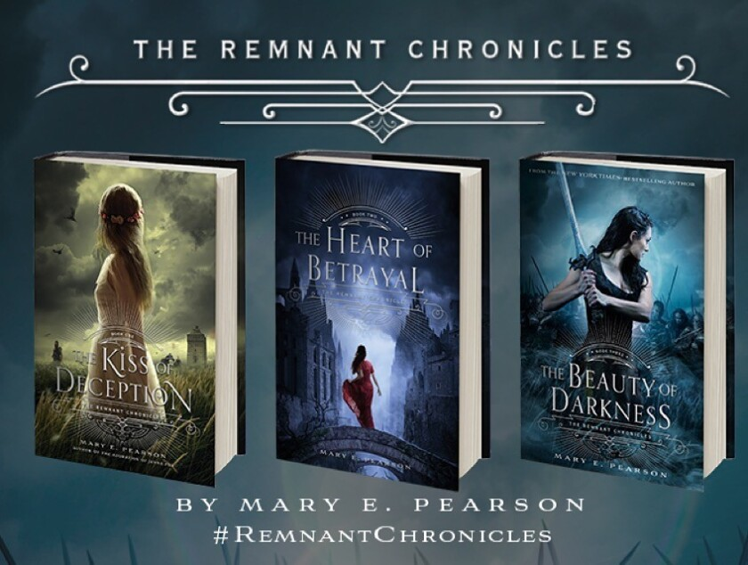 The Remnant Chronicles by Mary E. Pearson