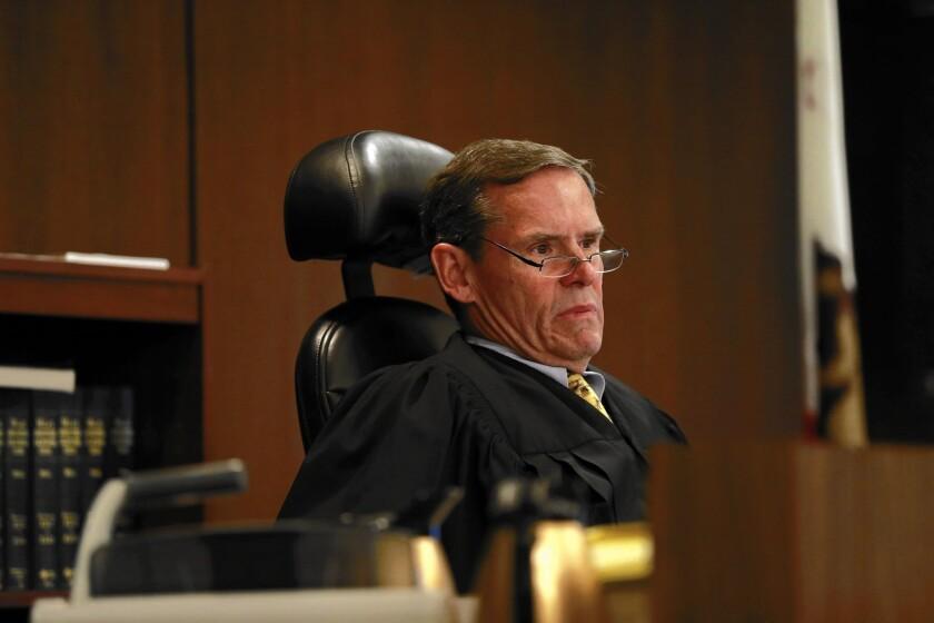 Judge Thomas Goethals