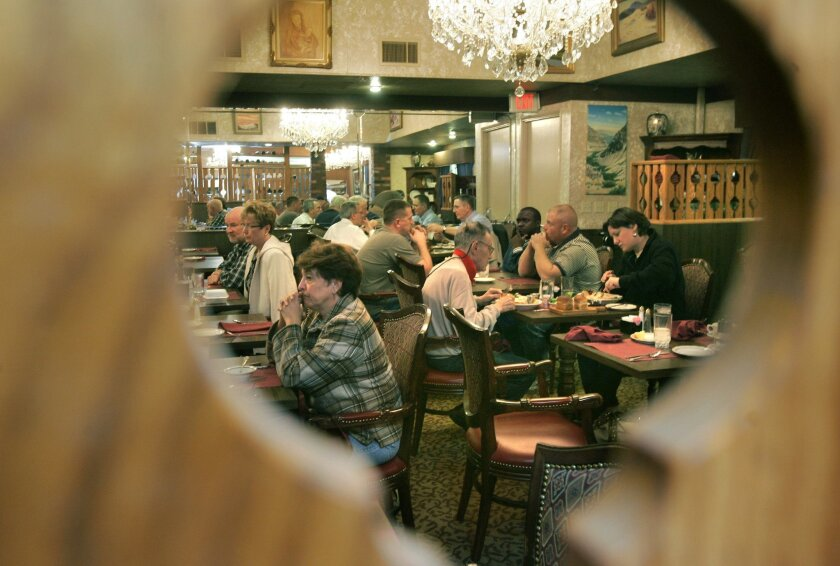 The legends: SD's oldest restaurants - The San Diego Union