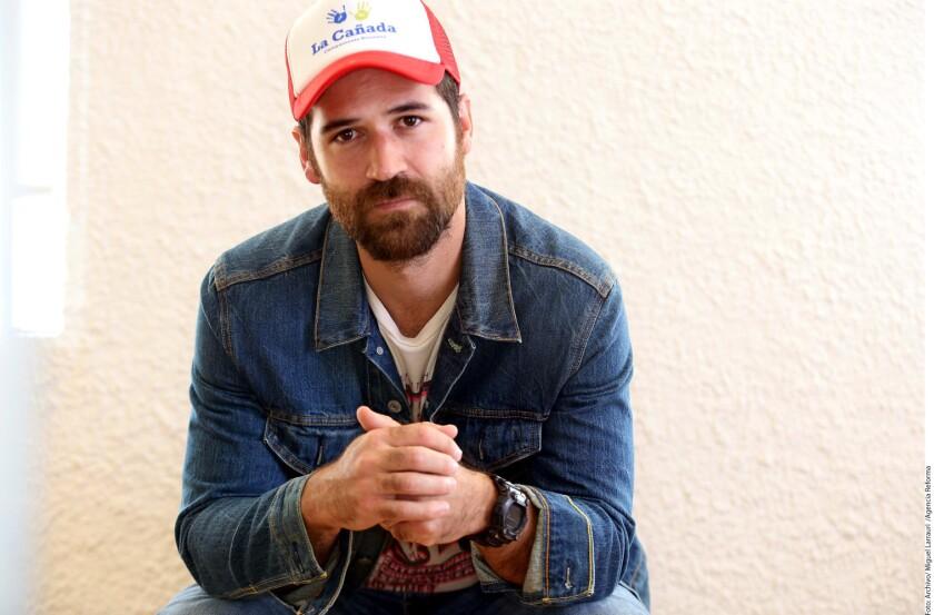 Manuel García-Rulfo se ha convertido en el mexicano de moda en Hollywood.