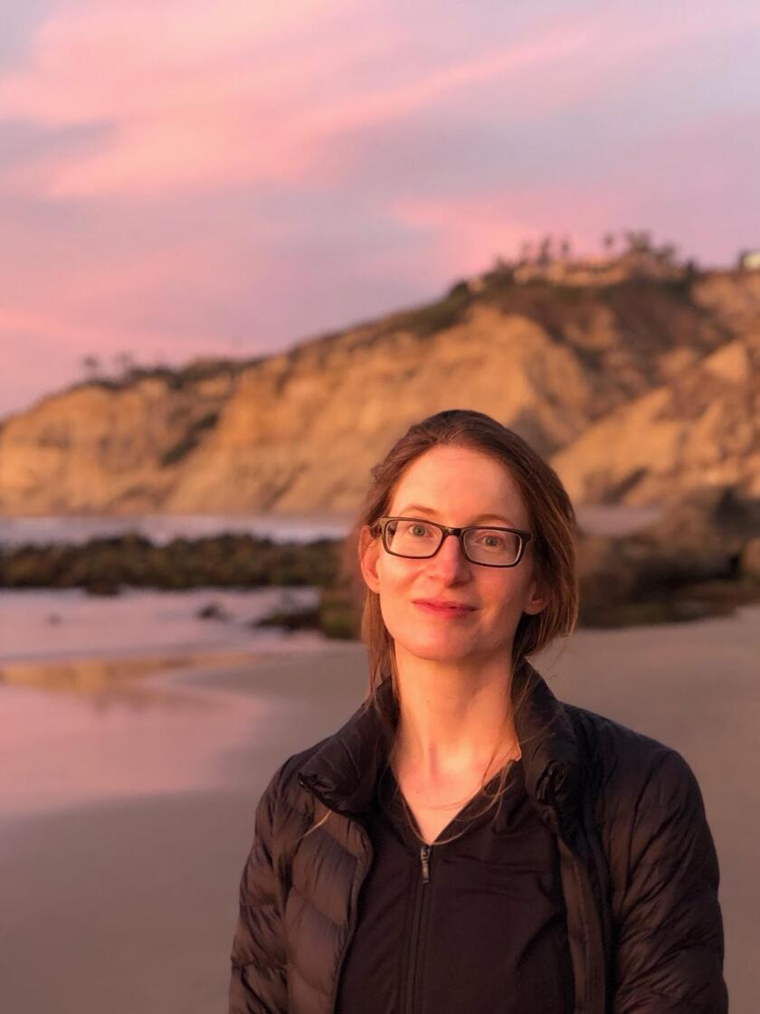 Jade Guedes, co-director of UC San Diego's International Institute,