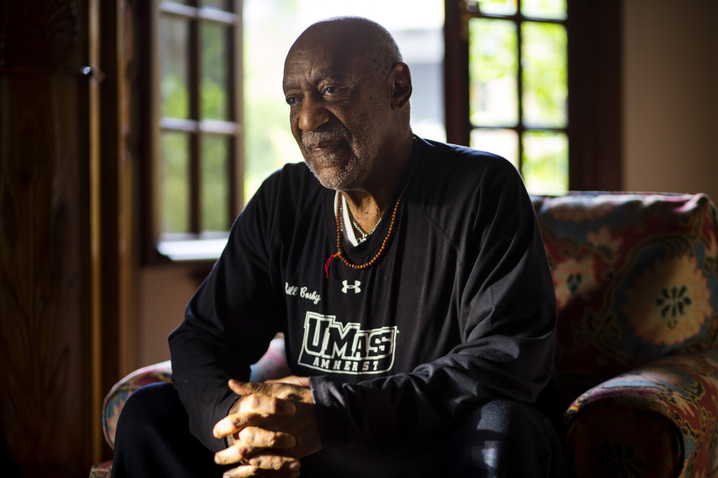 """Once called """"America's Dad,"""" Bill Cosby built a career around his Everyman image; now he's facing allegations of sexual assault. Here are some of his career and life moments."""