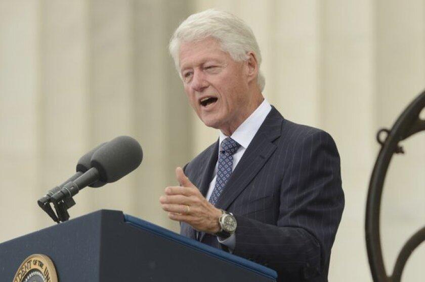 'Secretary of Explaining Stuff' Clinton makes case for healthcare law