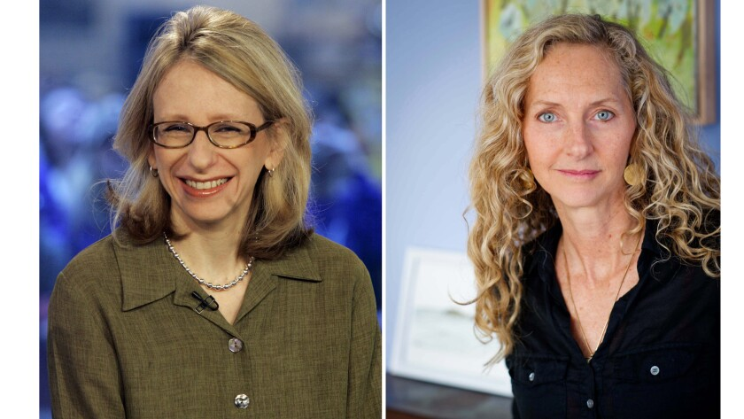 Roz Chast and Lily King