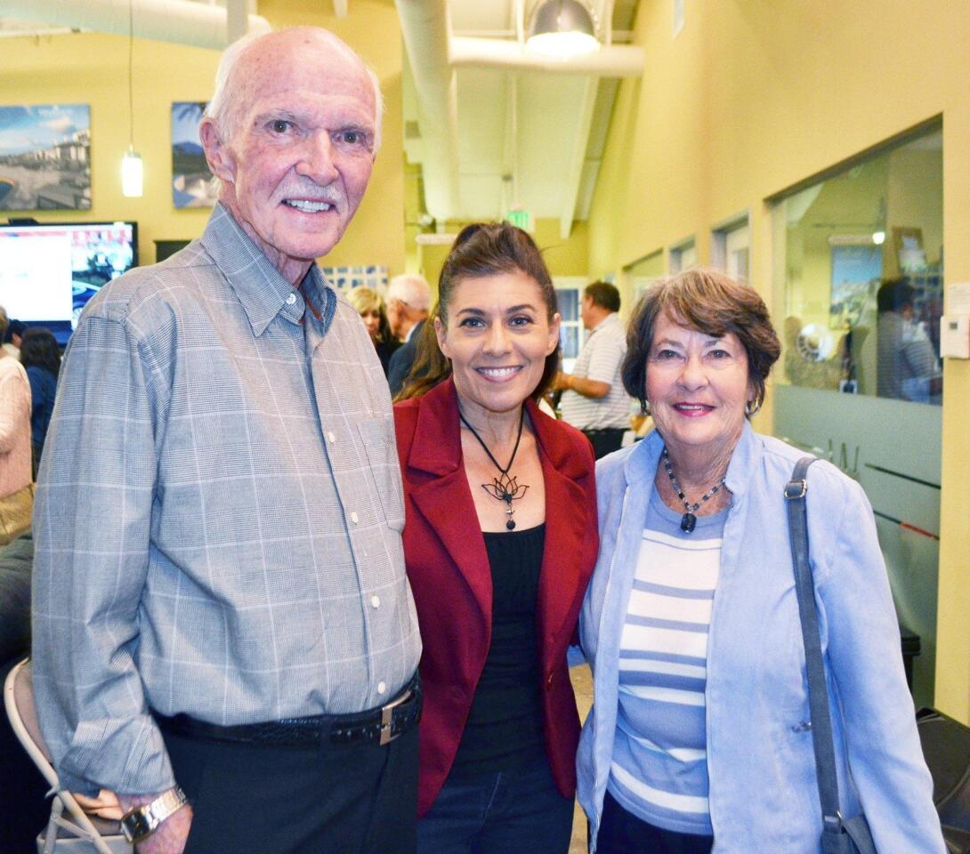 Tracy Garza's Rancho Bernardo Honorary Mayor campaign party - 10/12/2018