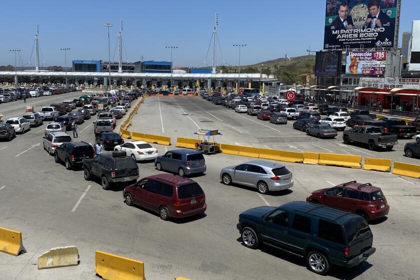 Frontera y Baja California - San Diego Union-Tribune en Español