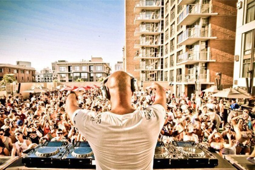 Intervention returns to the Hard Rock Hotel on Sunday. Devin White, DiscoverSD