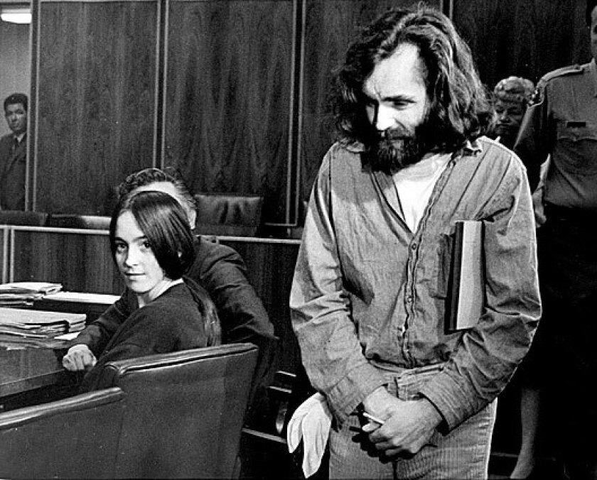 Susan Atkins, Charles Manson