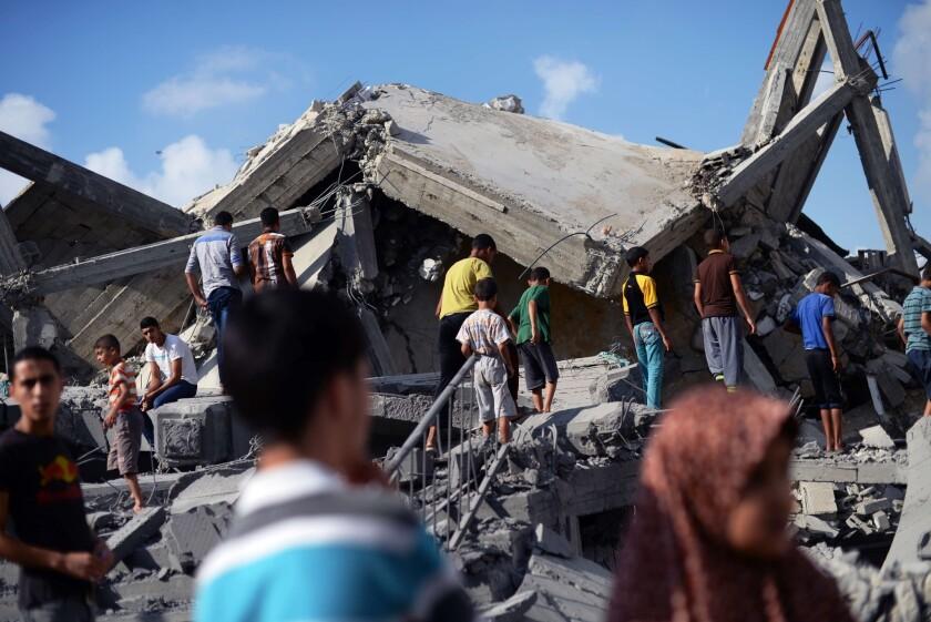 Israel-Gaza conflict