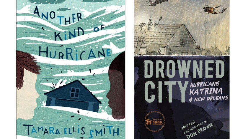 'Another Kind of Hurricane' and 'Drowned City'