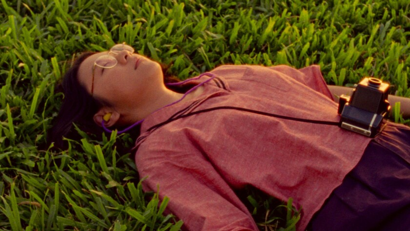 Sandi Tan appears in <i>Shirkers</i> by Sandi Tan, an official selection of the World Cinema Documen