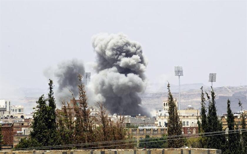 Un soldado de EE.UU. murió este sábado y otros tres resultaron heridos en un ataque contra la red terrorista Al Qaeda en Yemen, informó hoy el Mando Central de Estados Unidos (CENTCOM), encargado de las operaciones militares en Oriente Medio. EFE/Archivo