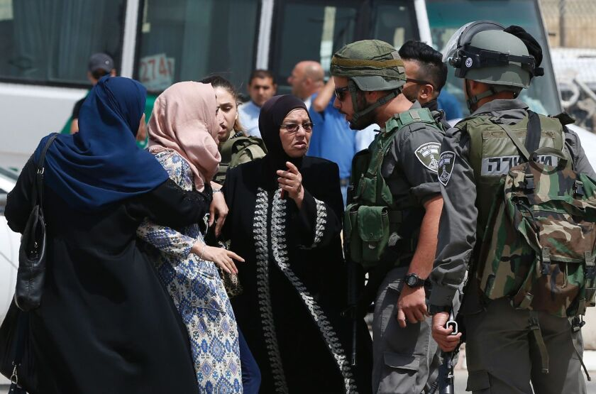 Israeli police shoot and kill siblings they say threatened officers with a knife
