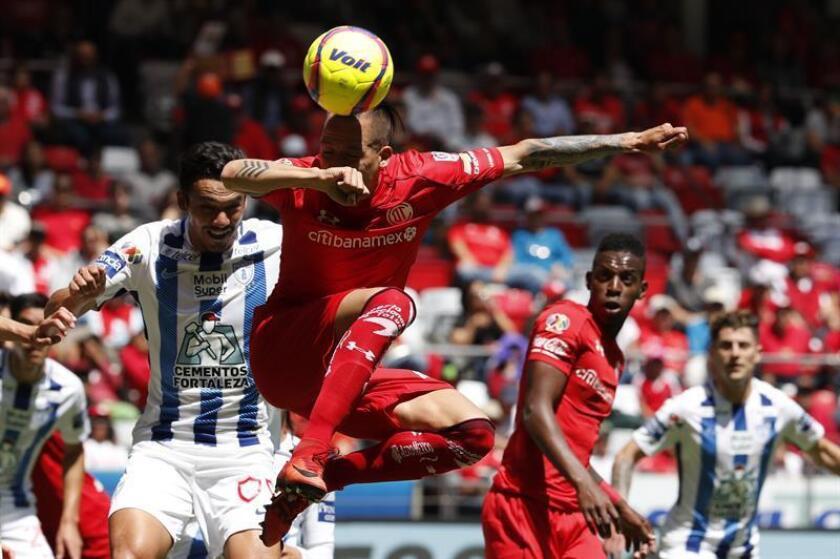 Colombianos firman triunfo del Toluca que salta al tercer lugar del Clausura